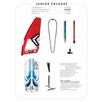 2021 IQFOIL JUNIOR AND YOUTH RIG PACKAGE