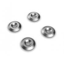 Starboard 3D Washers for Monolithic Carbon Top Plate