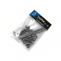 Starboard Stainless Steel Torx Bolts Set for Aluminium Wave Foil